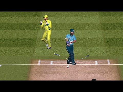 25th June England vs Australia ICC World cup 2019 full match Highlights real cricket 2019 Gameplay
