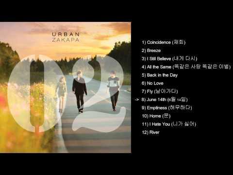 Urban Zakapa 02 Full Album HQ