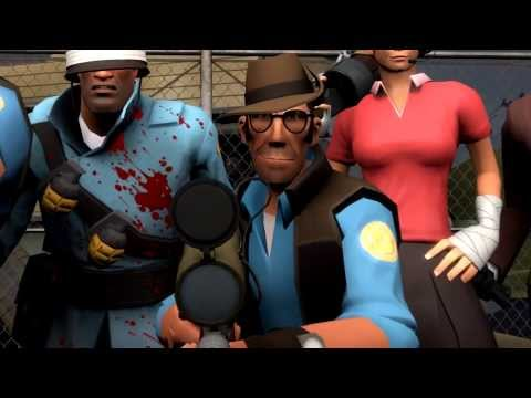 [SFM] TF2 - Cult of Personality Chapter 5 - Tweeners