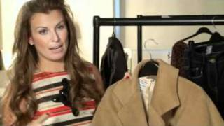 Coleen Rooney's AW Collection Top 3 pieces.flv
