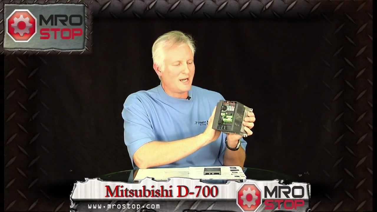 Mitsubishi D700 Vfd From Mrostop Com