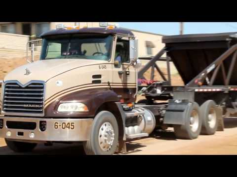 Buesing Corp - Trucking & Material Transport Services