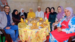 مفاجأة فطور العاشر من رمضان 🤔 وجه جديد معانا في القناة 🥰