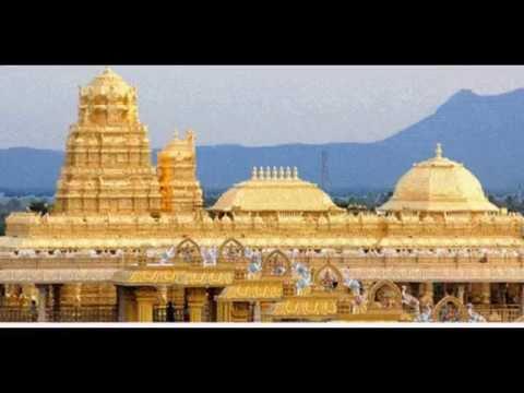 Tamilnadu Vellore Golden Temple