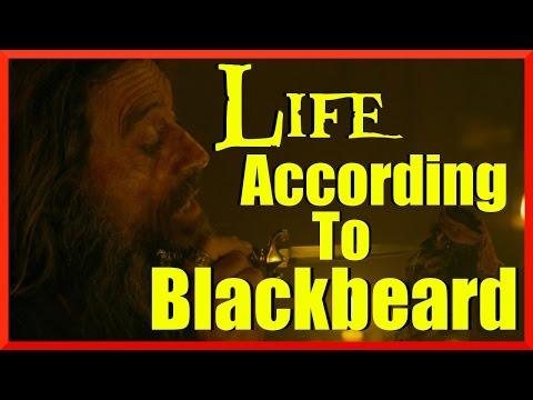Life According to Blackbeard