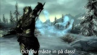 The Elder Scrolls V SKYRIM -