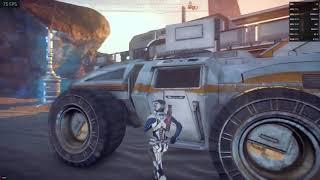 R9 Fury X Testing 36 : Mass Effect Andromeda.