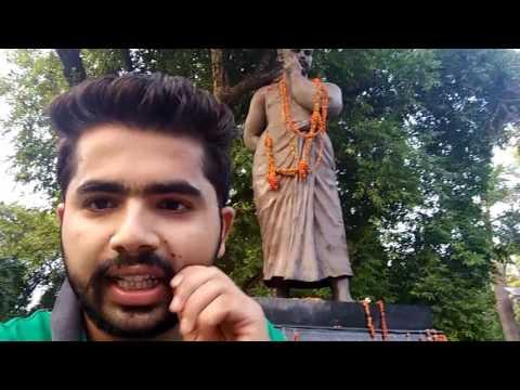 Company Garden Allahabad   Travel Vlog #2