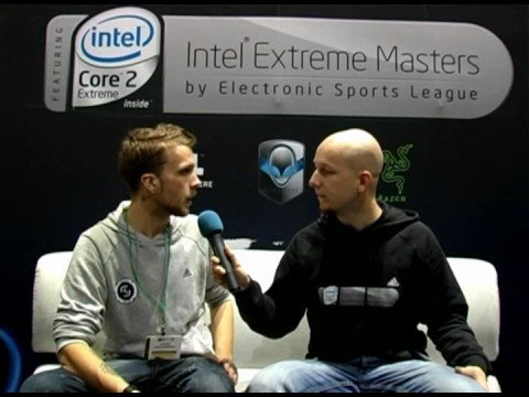 Interview with walle - Intel Extreme Masters Los Angeles