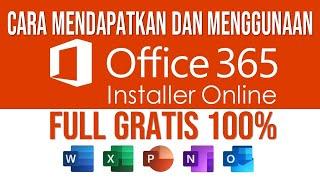 Cara Mendapatkan Microsoft Office 365 Online Full Gratis