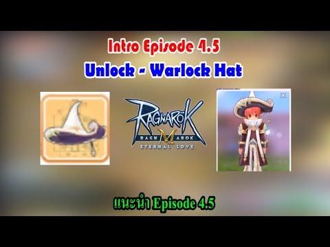 [ China ] Ragnarok M Eternal love : Intro Episode 4.5 - Warlock Hat [ SEA - Update in the Future ]