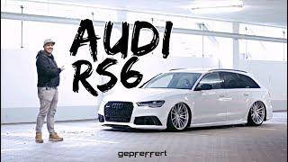 Gepfeffert spricht über die Umwelt und Static Audi RS6 - gepfeffert.com