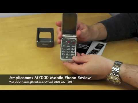 Amplicomms M7000 Mobile Phone Review