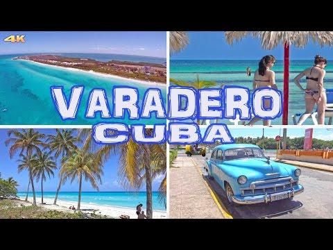 VARADERO - CUBA 2017 4K