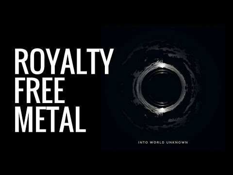 ROYALTY FREE METALCORE