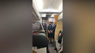 Ultimo volo Alitalia
