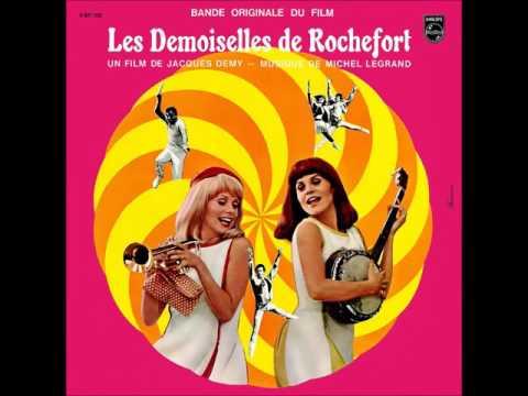 Les Demoiselles de Rochefort (1967) Bande Originale - Michel Legrand