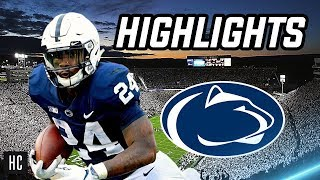 "Miles Sanders 2018-19 Highlights |""Shifty""