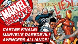 Agent Carter! Marvel's Daredevil! Avengers Alliance! - Marvel Minute 2016
