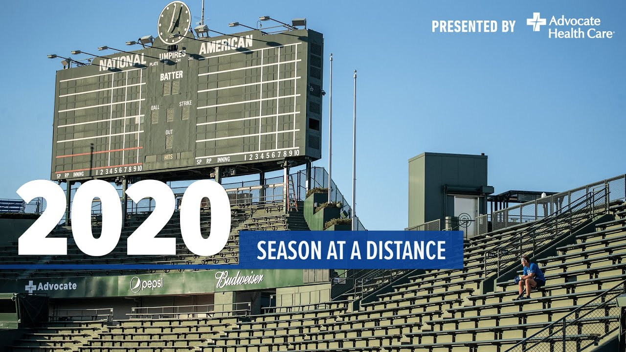 Wrigley Field's Transformation in Preparation for a 60-Game Season | 2020: Season at a Distance