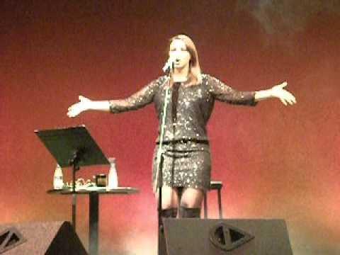 Chenoa - Soy lo que me das (Teatro Alameda, Málaga)