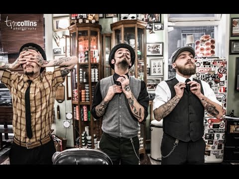Beards Quiffs Tattoos & Barbers 1of4 Pangels best 0040