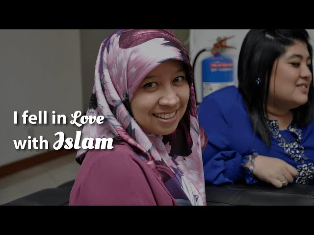 What Made me Fall in Love with Islam - Grace's Revert Story