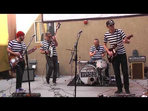 Blackball Bandits live @ 4th Street Market 3/4/17
