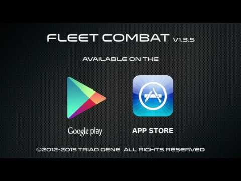 Fleet Combat v1.3.5 android/iphone/ipad Official Launch Trailer