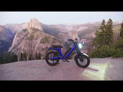New SCORPION E-Bike: Yosemite Adventure