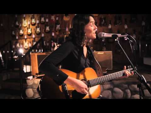 "Brandi Carlile ""Looking Out"" At: Guitar Center"