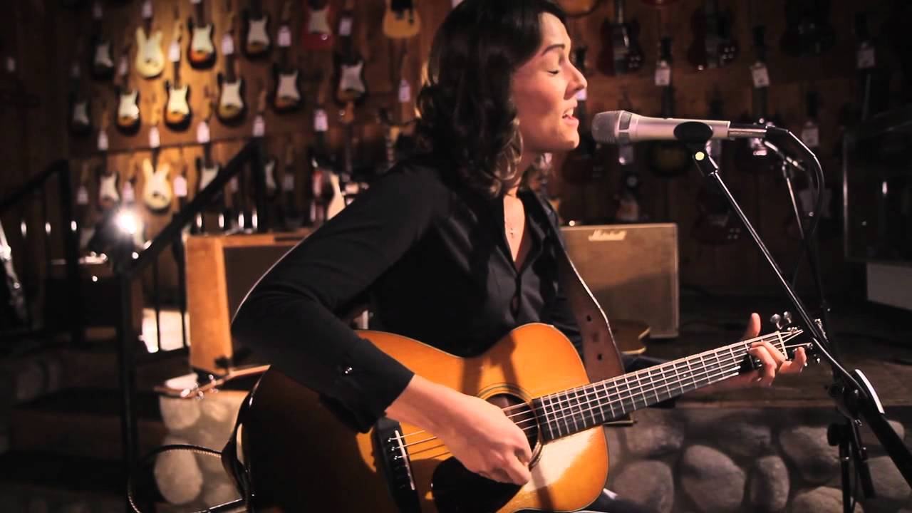 Brandi Carlile Looking Out At Guitar Center Youtube