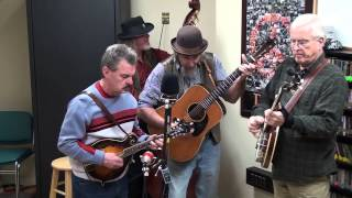 "Cedar Mountain Boys ""On The Rock Where Moses Stood"" on WSCA 106.1 FM"
