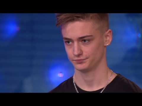 Joakim Frojvall - Japanese Denim av Daniel Caesar (hela Idol-audition 2017) - Idol Sverige (TV4)