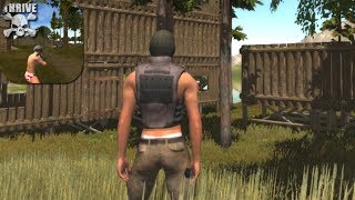ThriveX Survival - Battlegrounds Royale / Android Gameplay HD screenshot 5