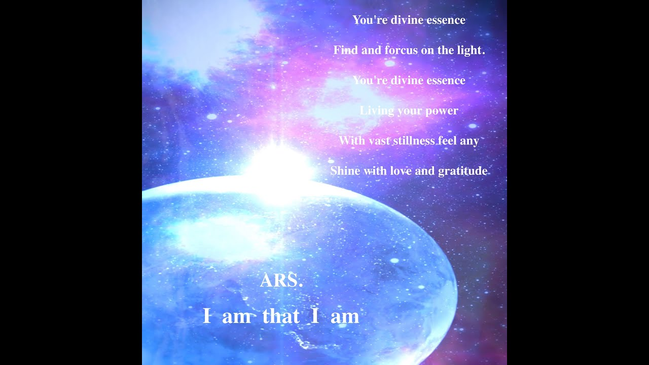 """ARS.(YUNAH new project) new release """"I am that I am"""""""
