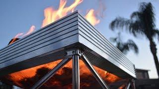 Pop-Up Fire Pits