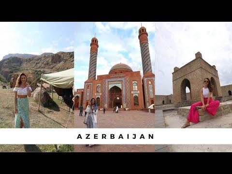 Azerbaijan - 15 Things to See & Do!