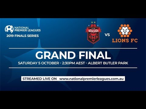 2019 NPL Grand Final - Wollongong Wolves Football Club v Lions FC