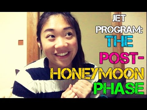 JET Program: The Post-Honeymoon Phase