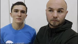 LOMACHENKO IS INCREDIBLE, I GIVE LINARES (0) CHANCE OF WINNING - FORMER LINARES FOE KEVIN MITCHELL