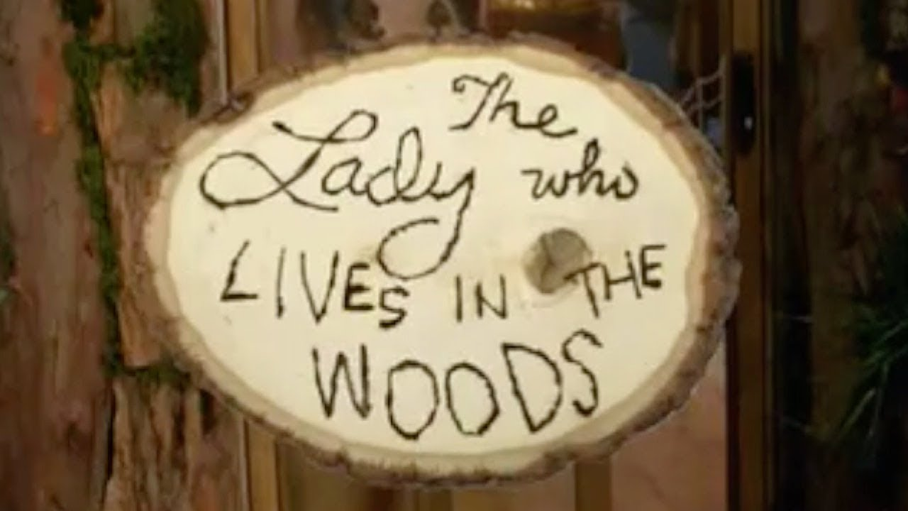 At Home with Amy Sedaris: The Lady Who Lives in the Woods Theme ...