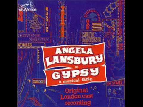 Angela Lansbury - ROSE'S TURN (Gypsy)