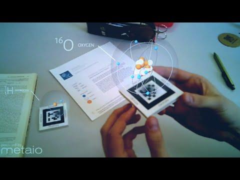 Dáskalos – an interactive science teacher for augmented reality