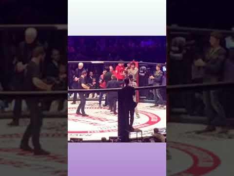 Драка на fight night global 90