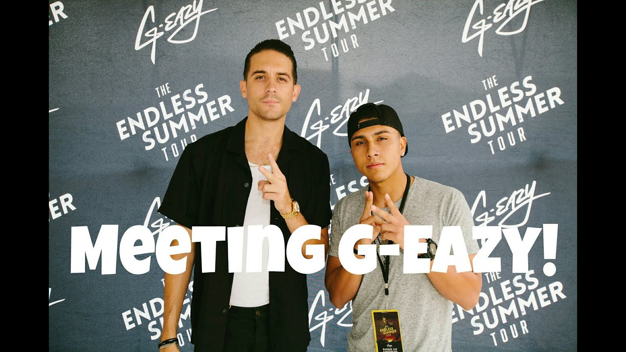eazy meet and greet experience