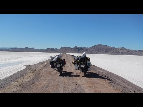 Motorcycle trip to Baja California, Mexico