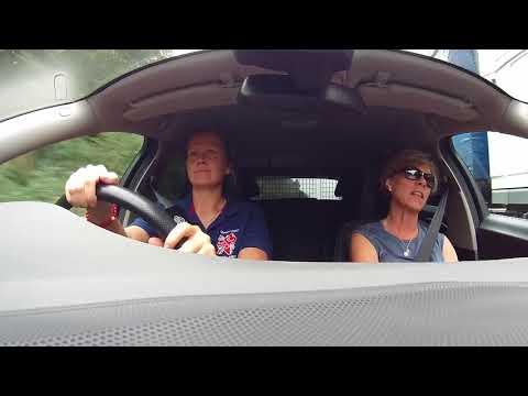 Carpool Karaoke trying to Falsifying Diane Lee
