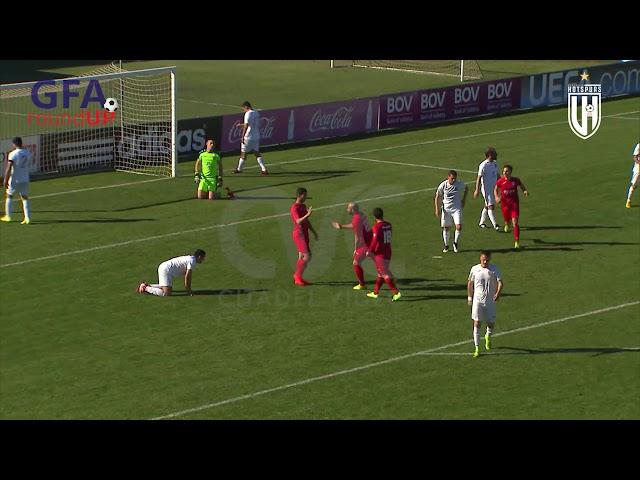 VICTORIA HOTSPURS FC VS MUNXAR FALCONS: 8-0