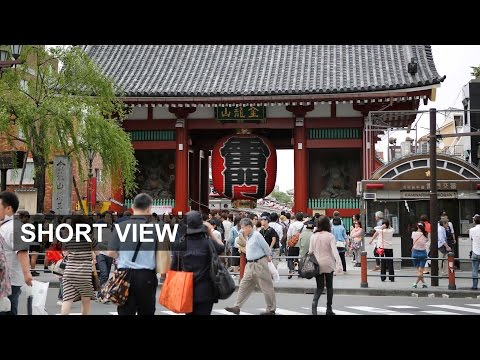Japan: tourism and the yen I Short View
